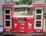 Bufet TV Hello Kitty Warna Pink