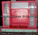 Bufet TV Minimalis Hello Kitty