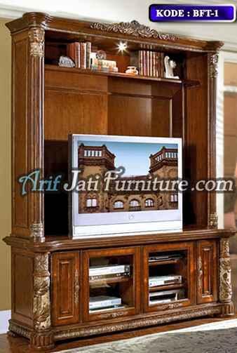 bufet tv model baru