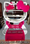Rak Buku Hello Kitty Full Body