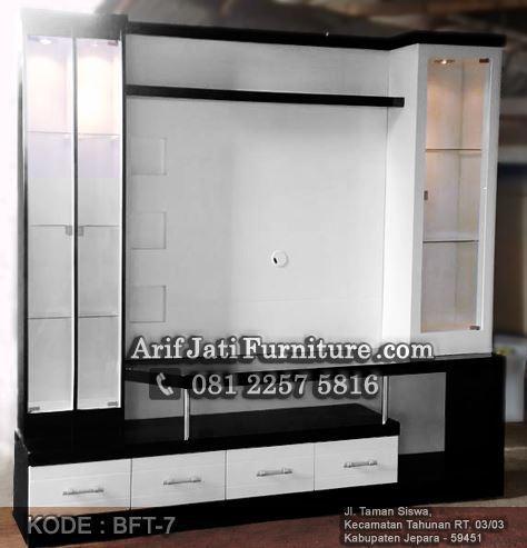 bufet tv modern minimalis terbaru