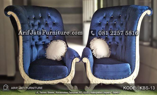 sofa ukir jepara model kupu kupu terbaru