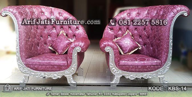kursi sofa cantik ukiran jepara