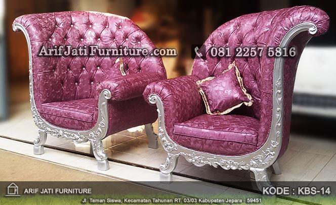 sofa cantik ukir jepara