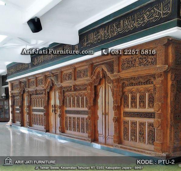 gebyok masjid