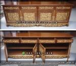 Bufet Palembang, Meja TV Palembang