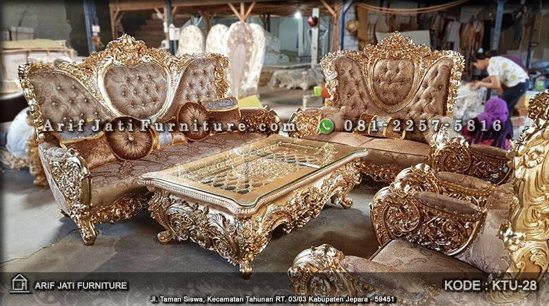 set sofa tamu bellagio mewah
