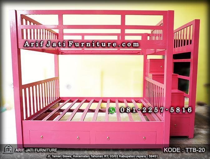 ranjang tingkat, tempat tidur susun