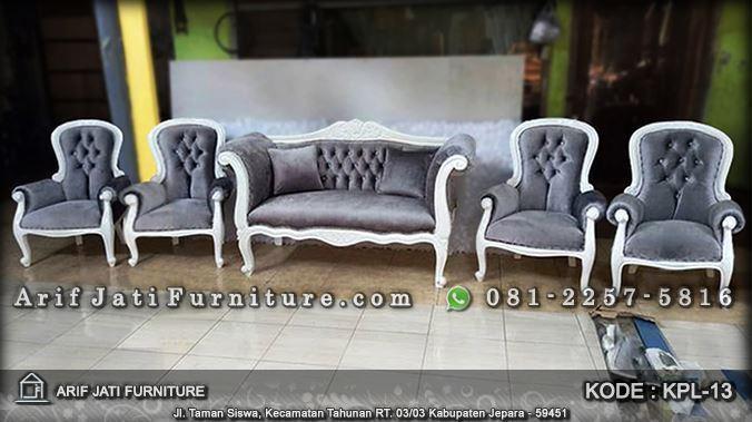 Sofa Pelaminan Shabby Chic Grandfather