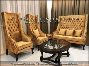 Sofa Kursi Tamu Minimalis Modern Mewah